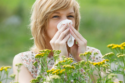 Виды аллергий